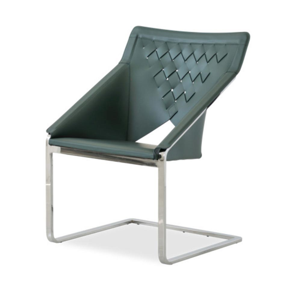 Criss Cross Lounger by Aria
