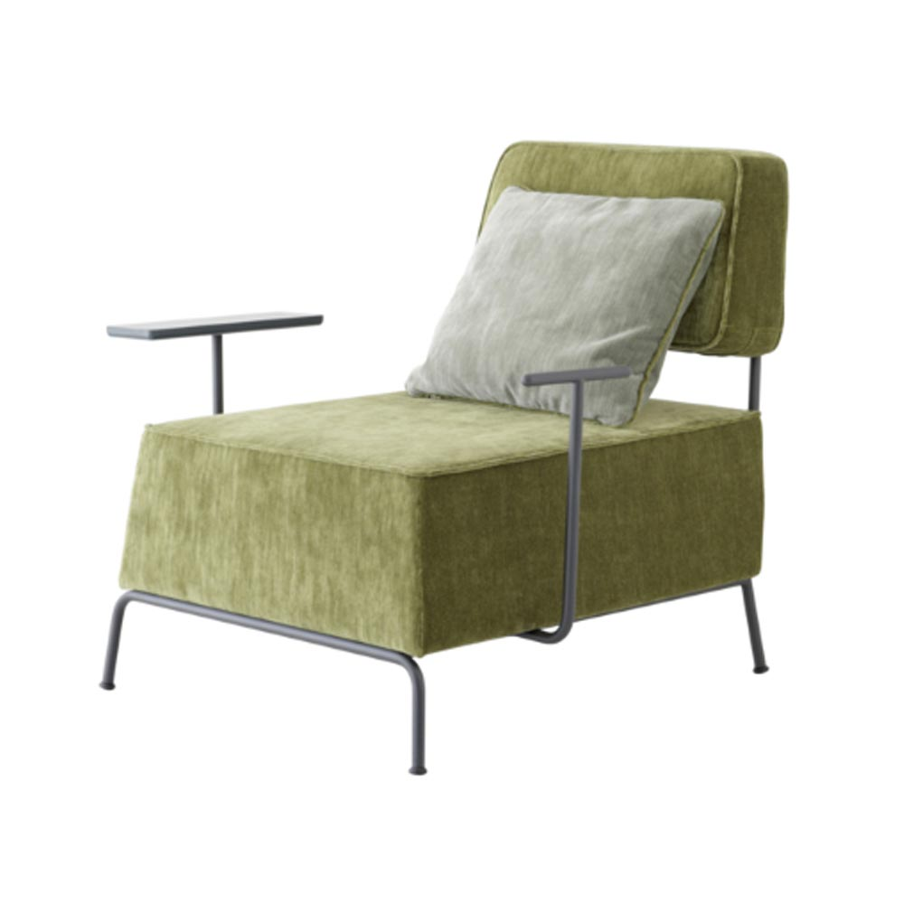 Greta - L Lounger by Aria