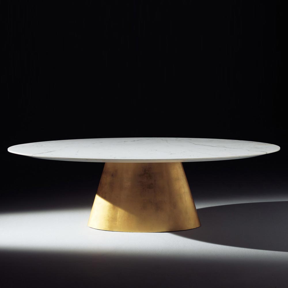Halley - E Dining Table by Aria