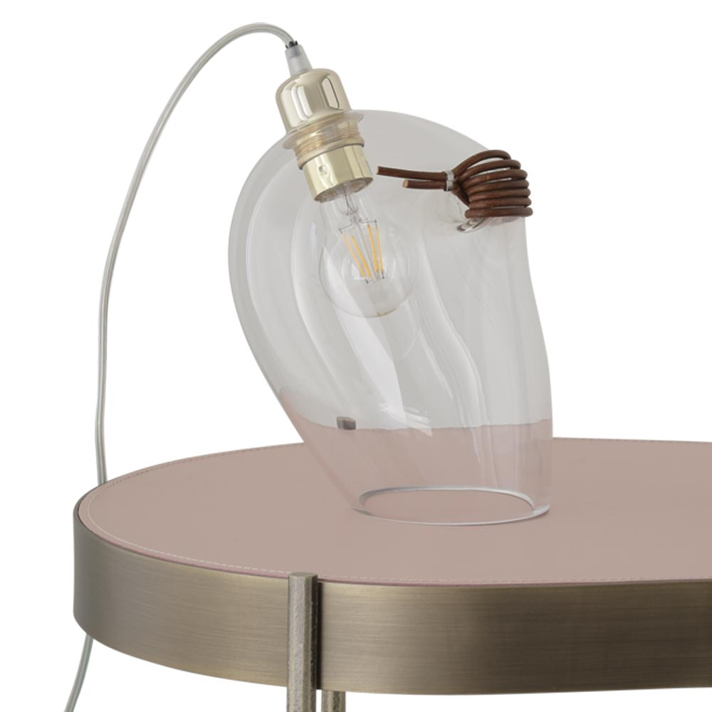 Lagoon - Small Table Lamp by Aria