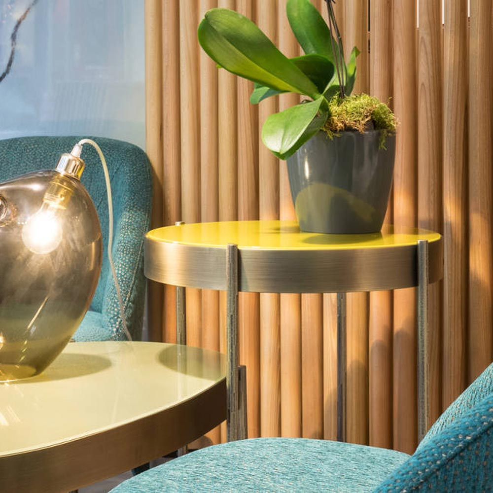 Nelson - 05 B Side Table by Aria