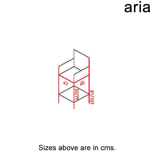 Service - G Bar Stool by Aria