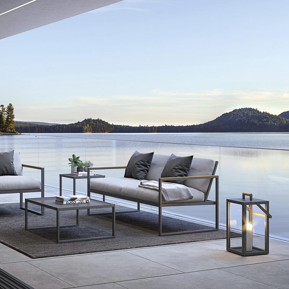 Qubik | Outdoor Sofa | Atmosphera