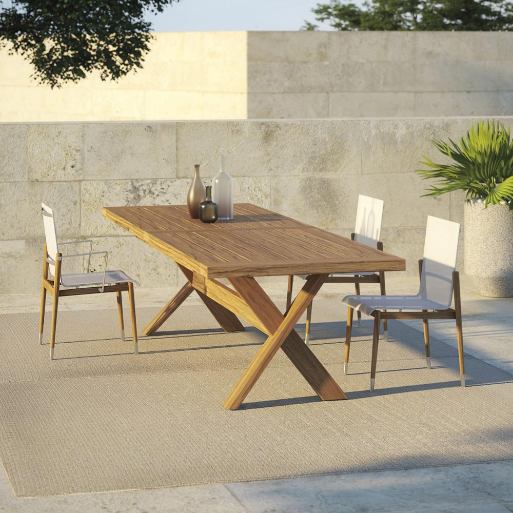 Typhoon 300 | Outdoor Table | Atmosphera