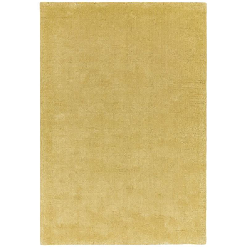 Aran Jasmine Yellow Rug by Attic Rugs