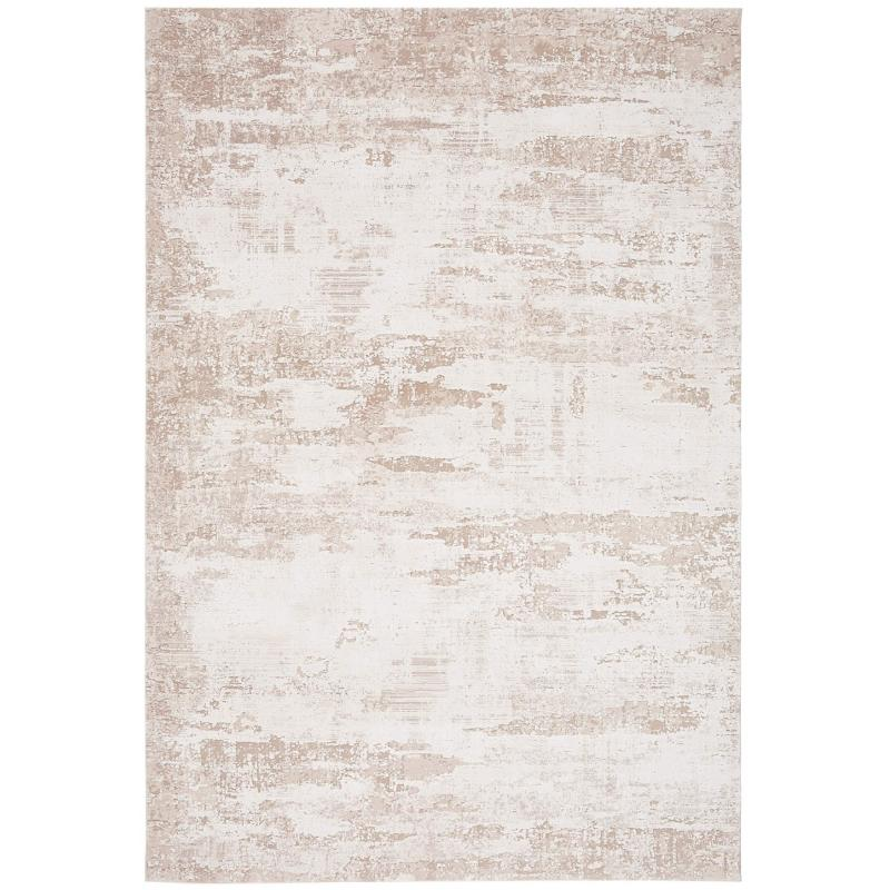 Astral As01 Beige Rug by Attic Rugs