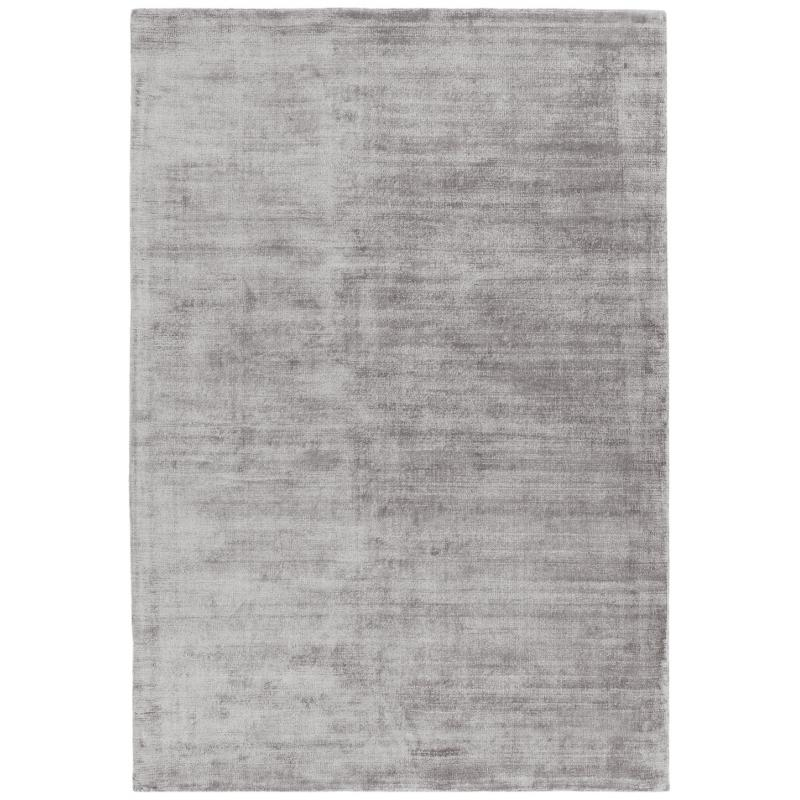 Blade Silver Rug by Attic Rugs