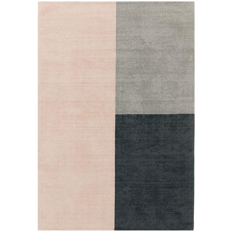 Blox Pink Rug by Attic Rugs