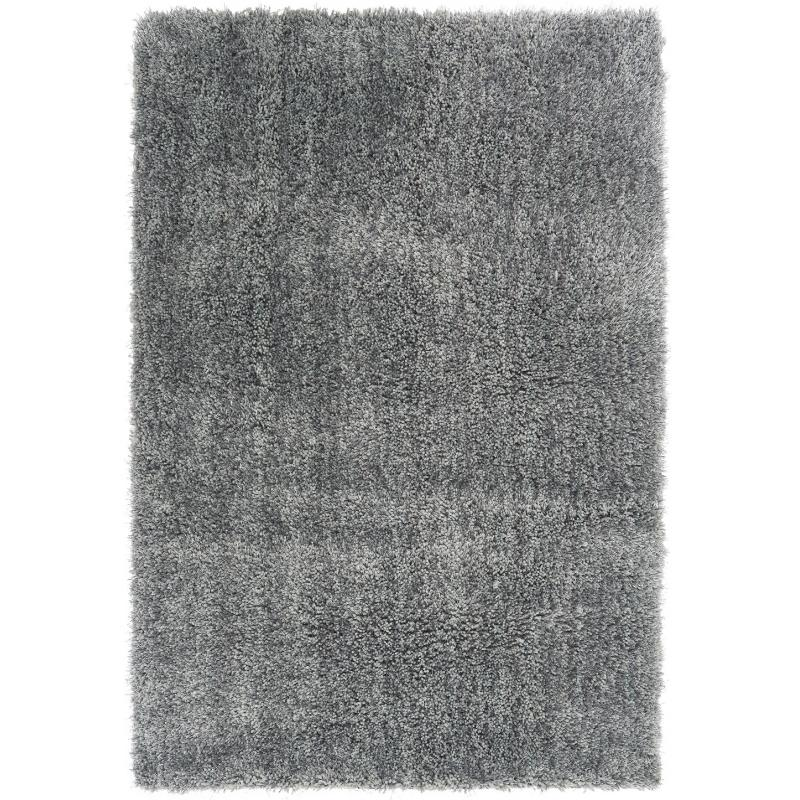 Diva Silver Rug by Attic Rugs