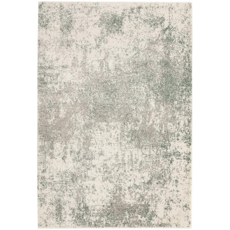 Dream Dm06 Cream Sage Rug by Attic Rugs