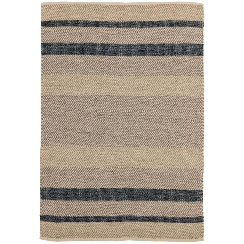 Fields Ebony Rug by Attic Rugs