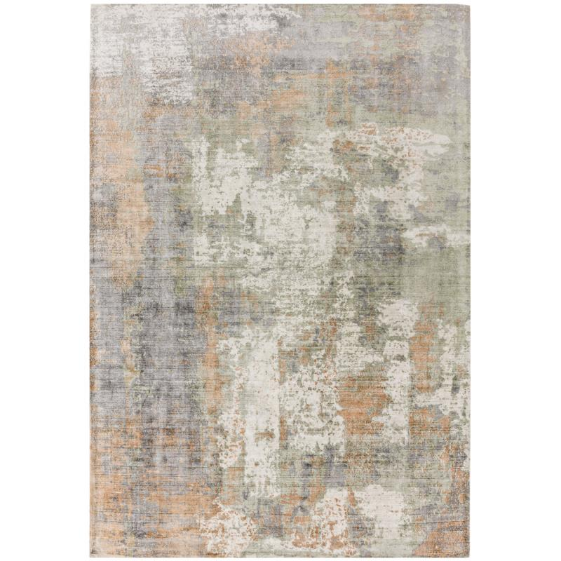 Gatsby Coral Rug by Attic Rugs