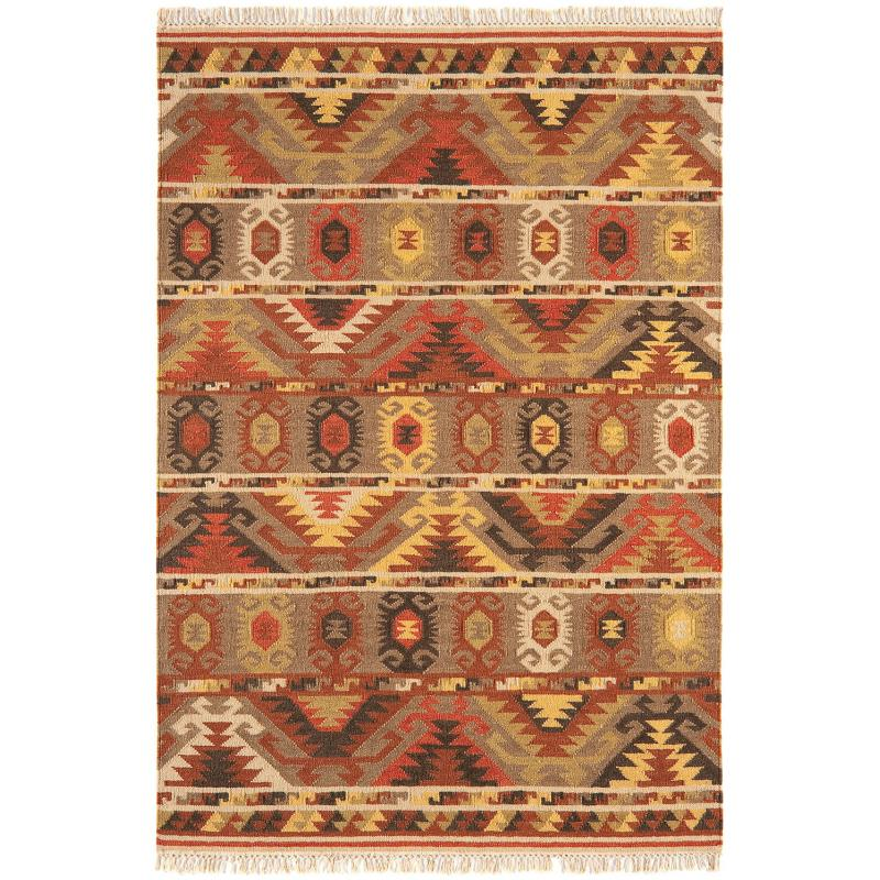 Kelim Ke06 Rug by Attic Rugs