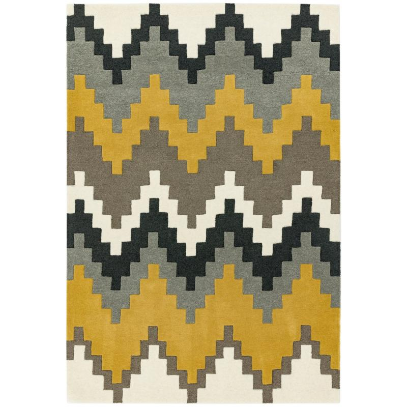 Matrix Max69 Cuzzo Mustard Rug by Attic Rugs
