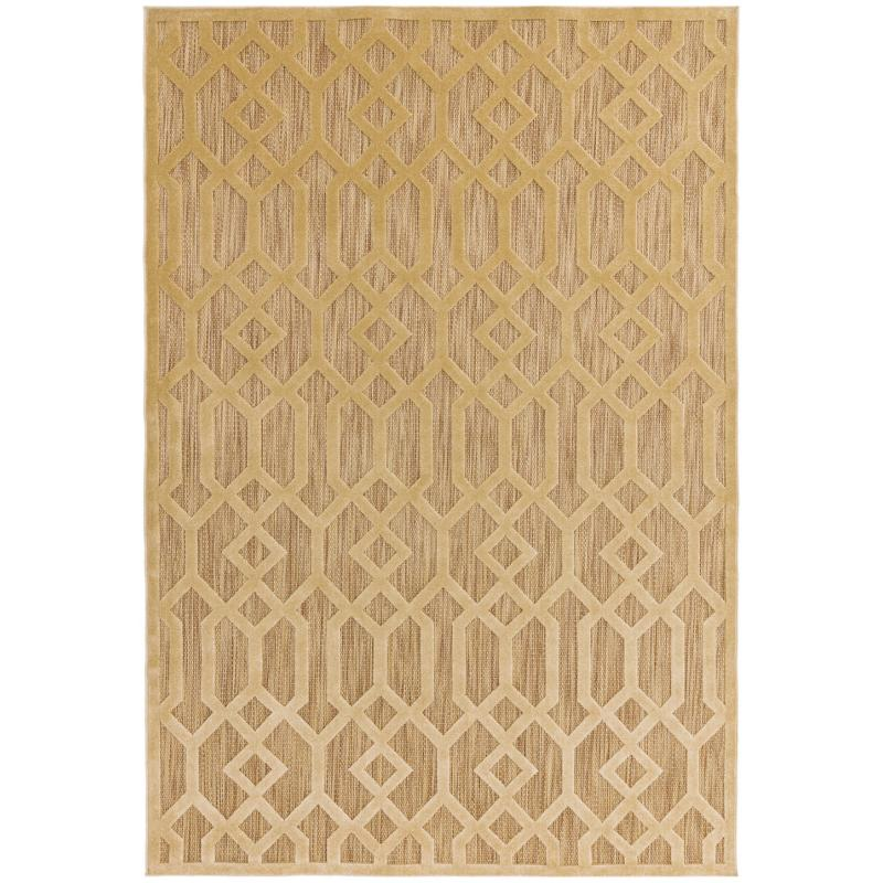 Plaza Pz01 Sand Rug by Attic Rugs