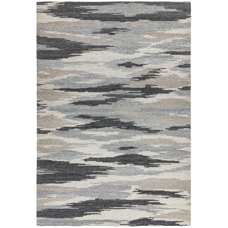 Shade Sh03 Strata Grey Rug by Attic Rugs