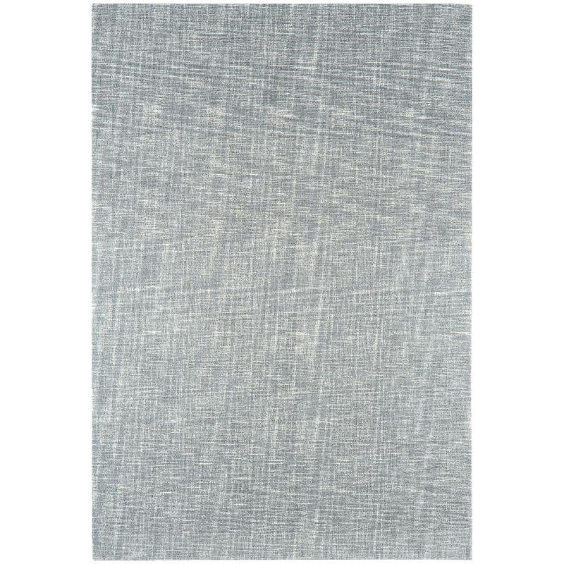Tweed Silver Rug by Attic Rugs