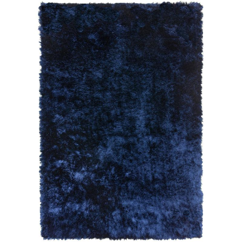 Whisper Navy Blue Rug by Attic Rugs