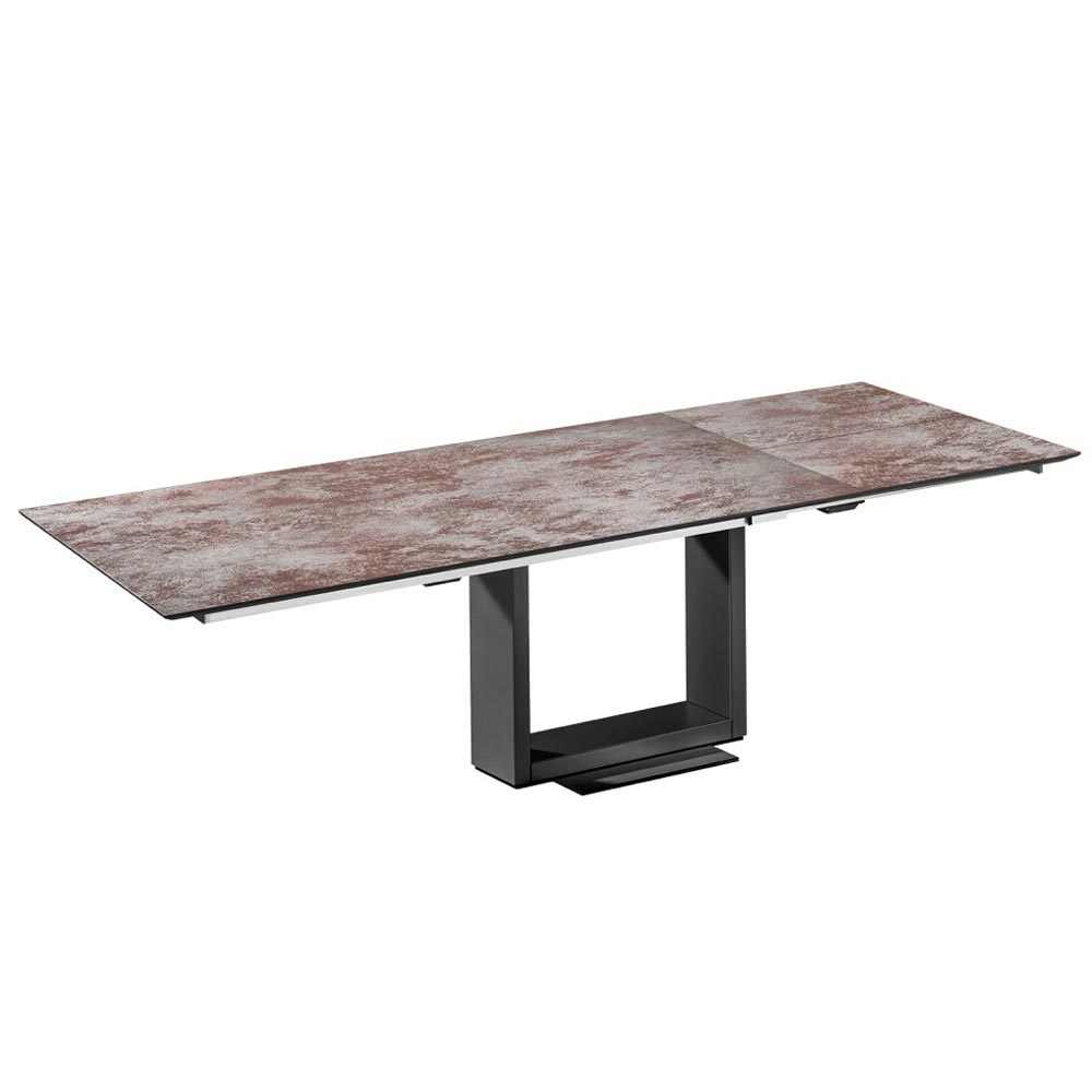 Aiden Ii Extending Dining Table by Bacher Tische