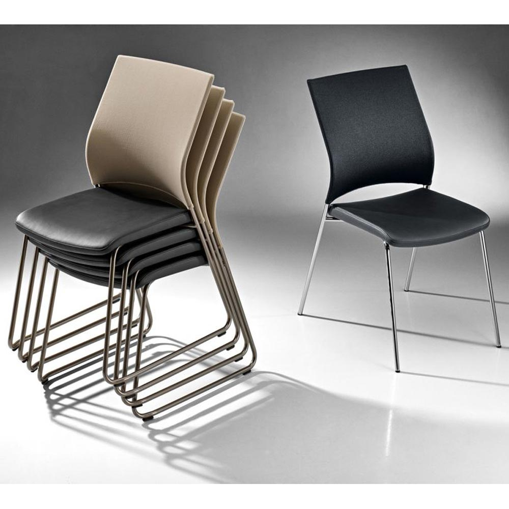 Bow Dining Chair by Bacher Tische