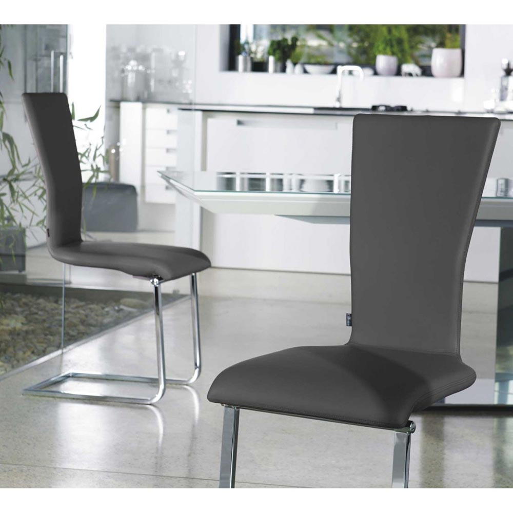 Lenny Dining Chair by Bacher Tische