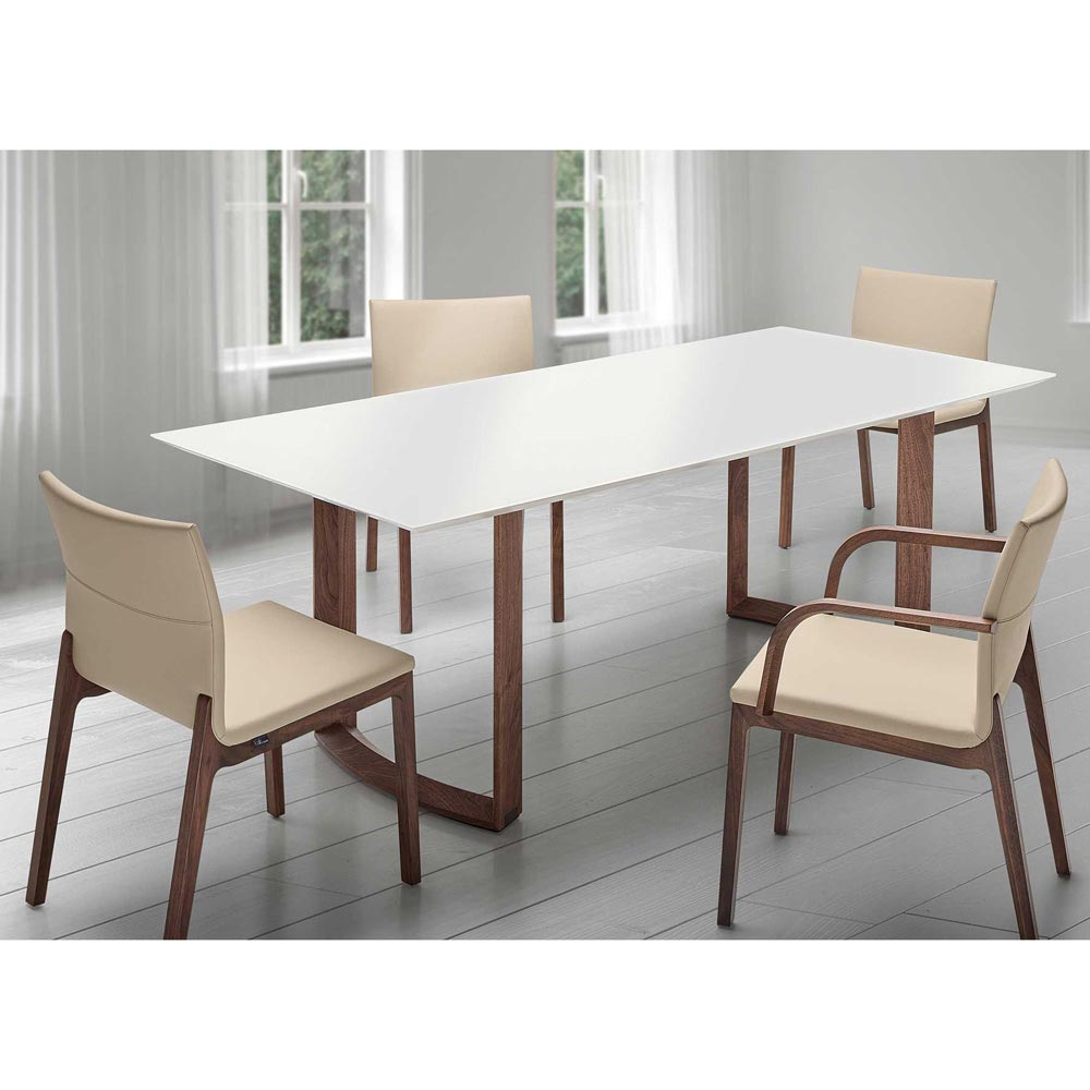 Mirado Dining Table by Bacher Tische
