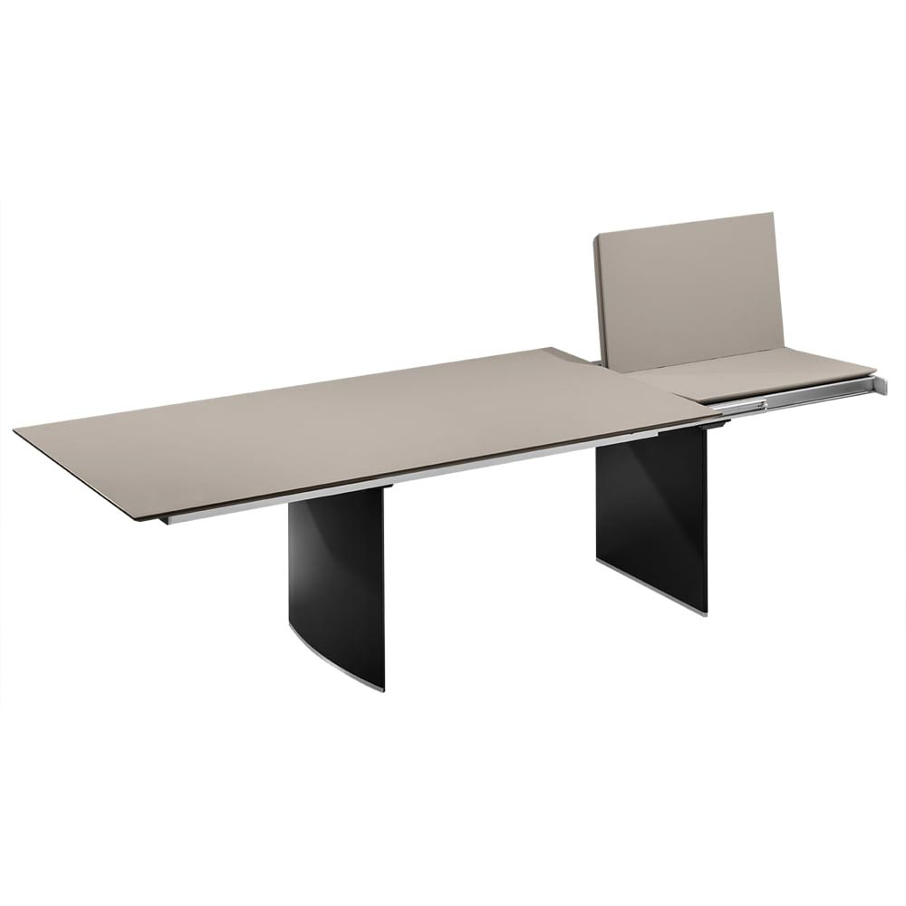 Mirado Extending Dining Table by Bacher Tische