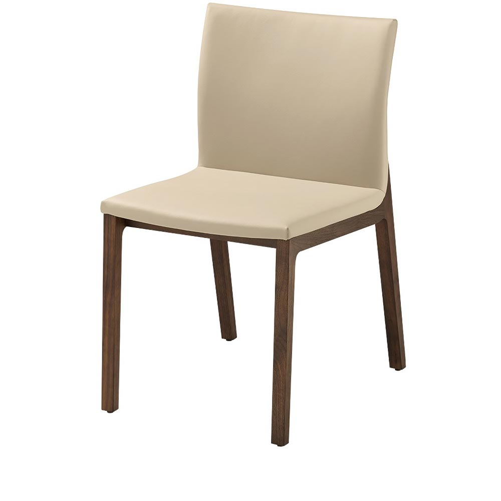 Mirado Wood Dining Chair by Bacher Tische