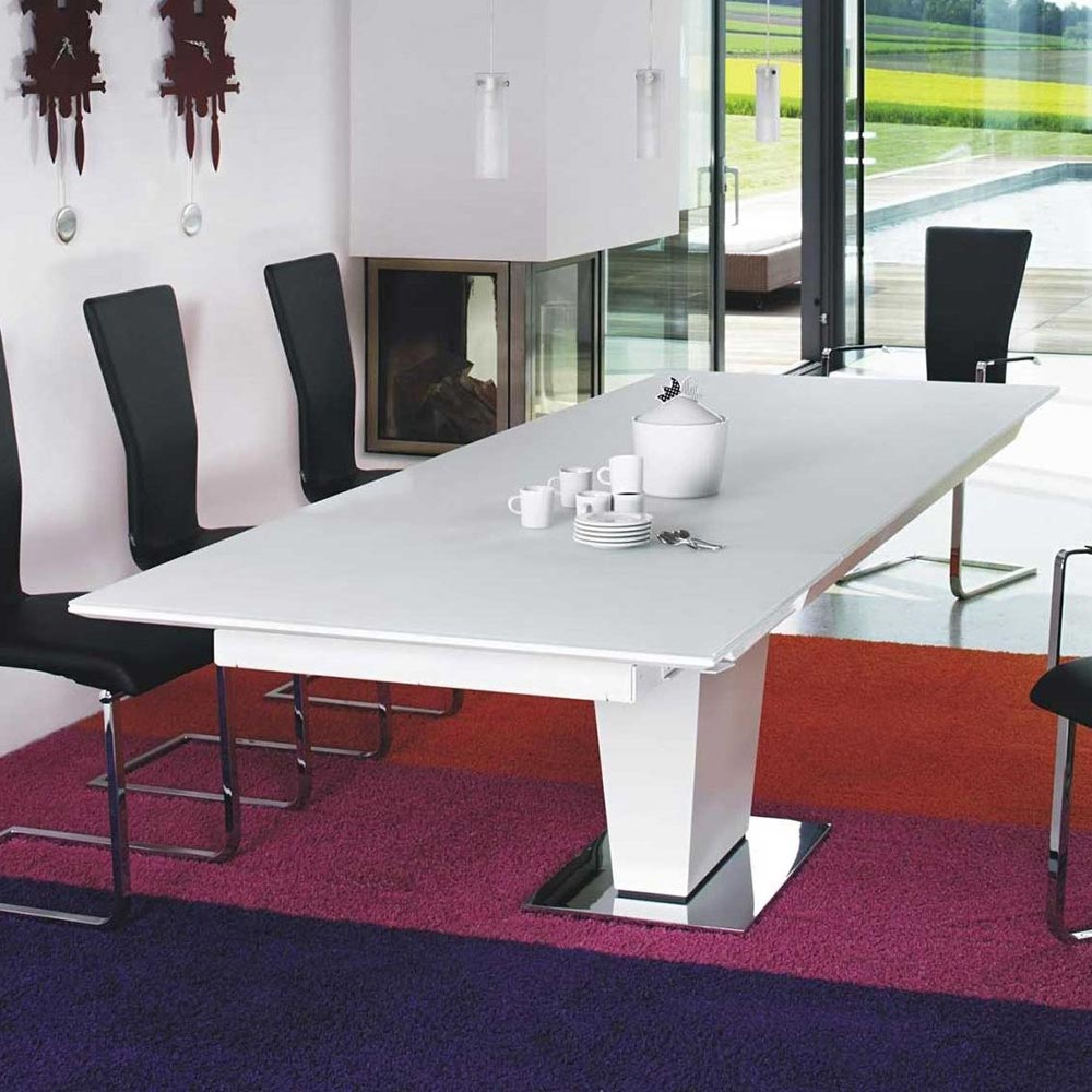 Nova Extending Dining Table by Bacher Tische