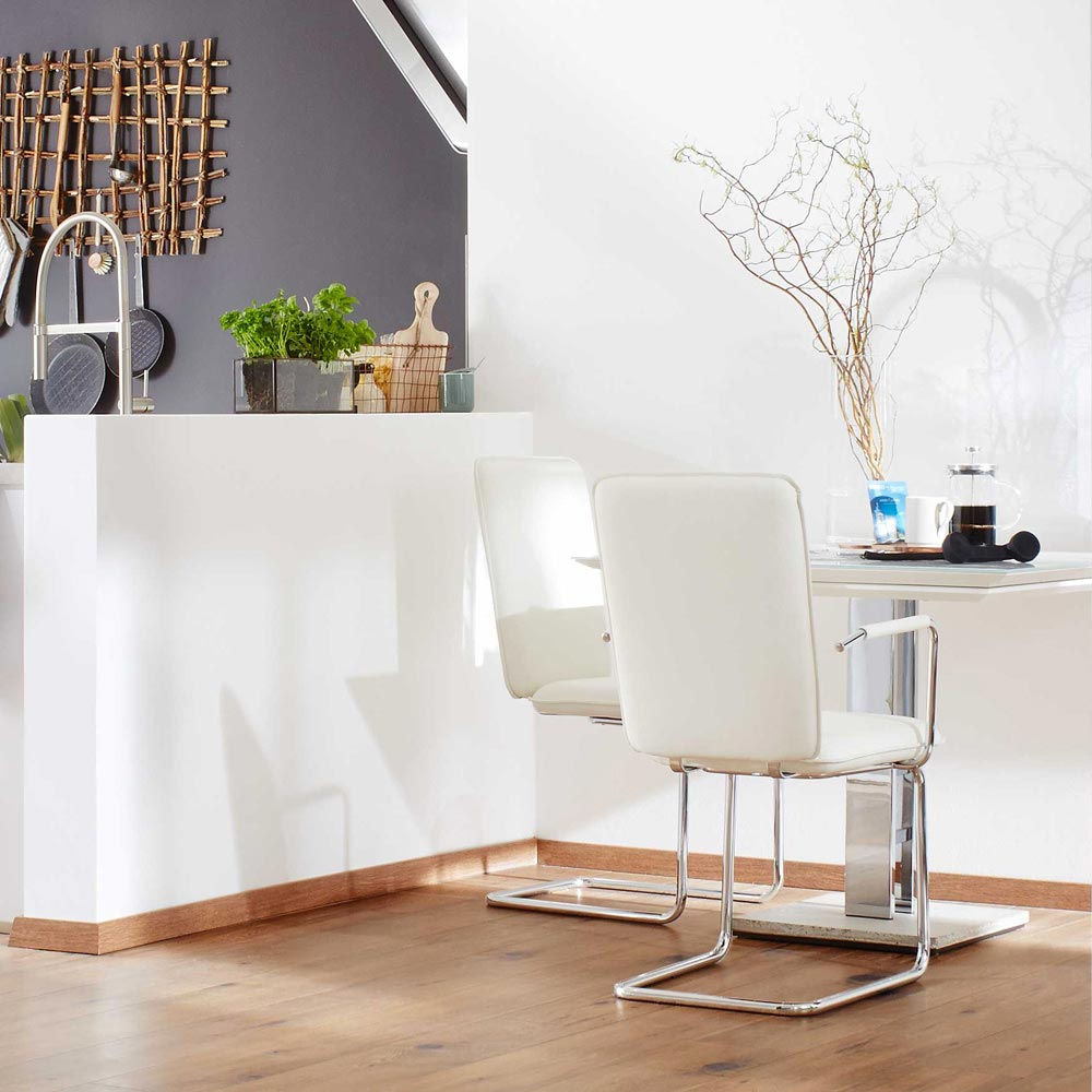 Picco Dining Table by Bacher Tische