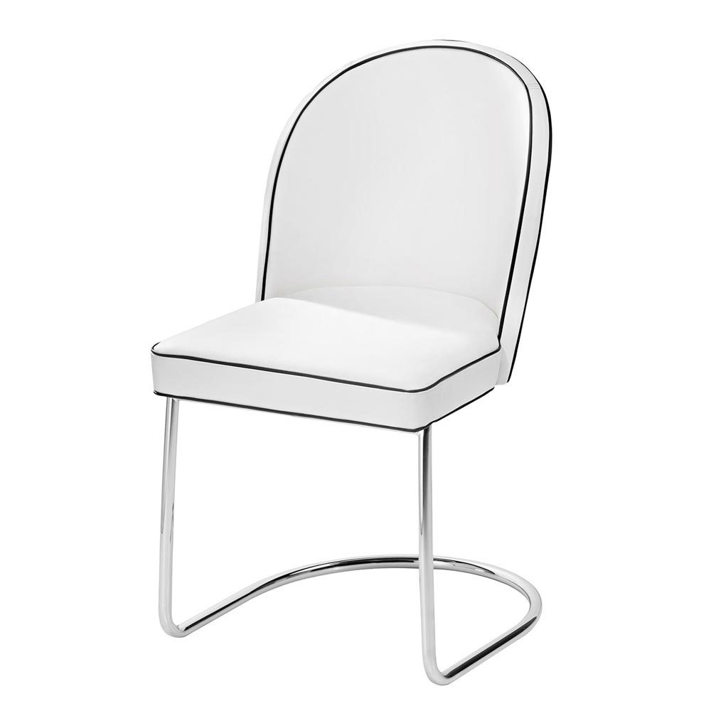 Seffo Dining Chair by Bacher Tische