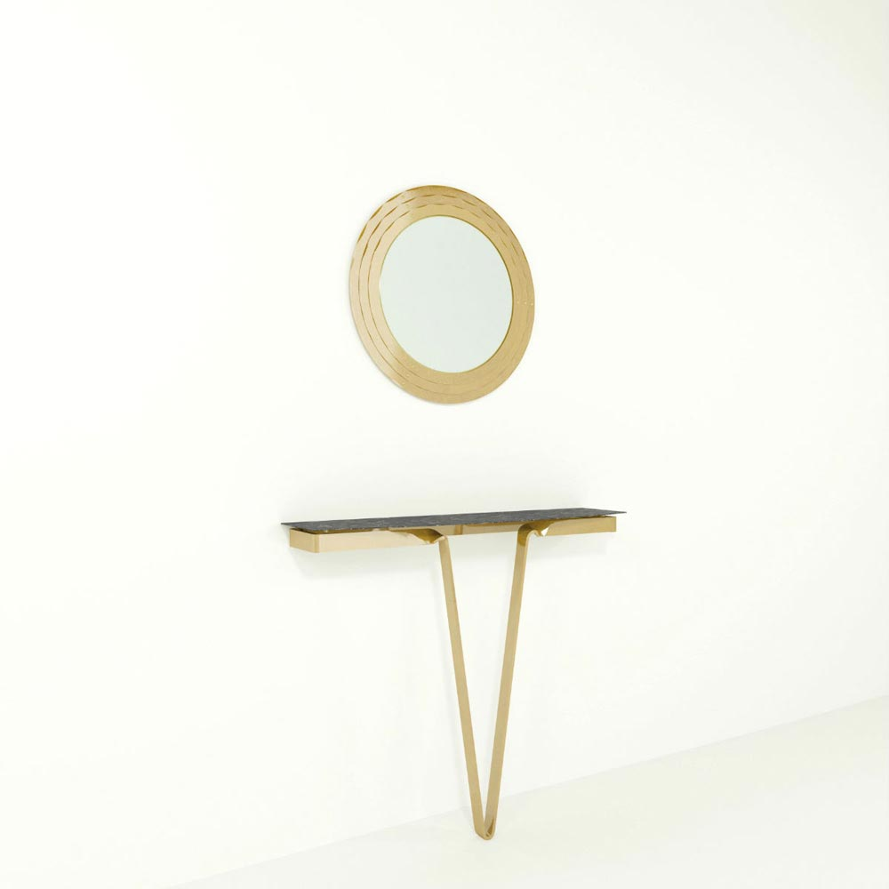 Avi Console Table by Barel
