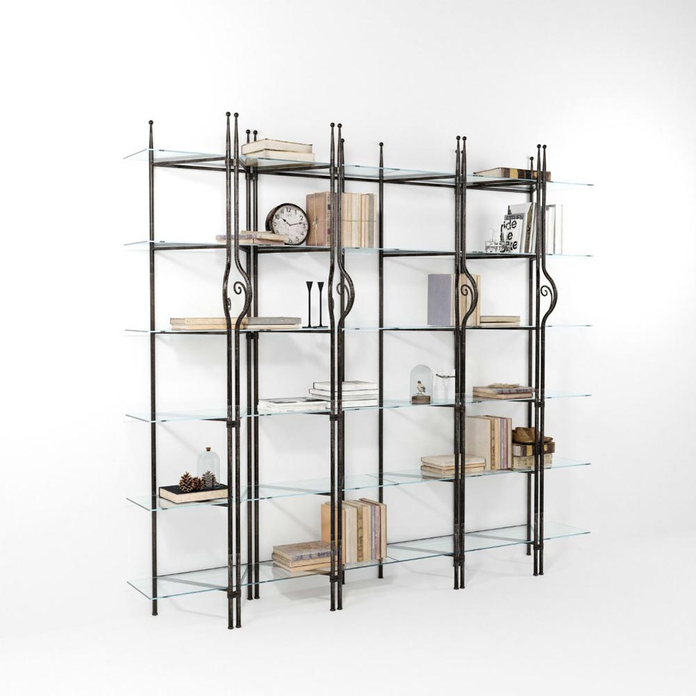 Be Bop Bookcase by Barel