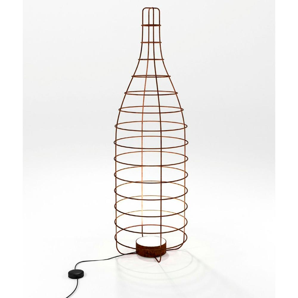 Bottiglia Floor Lamp by Barel