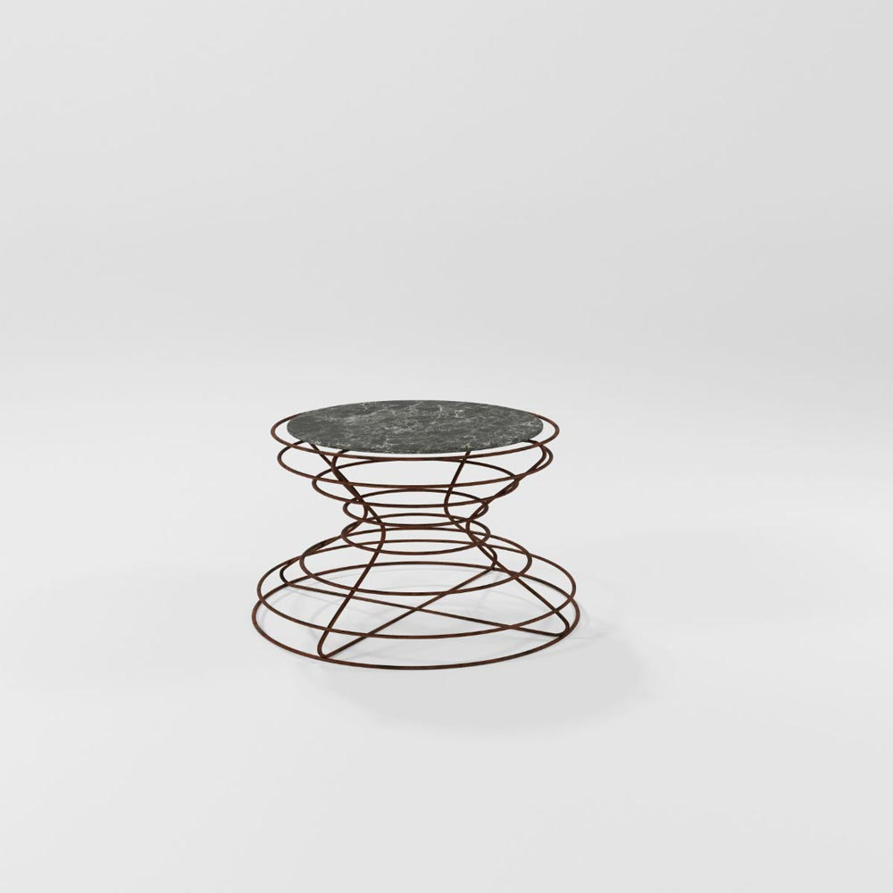 Clessidra Grande Side Table by Barel