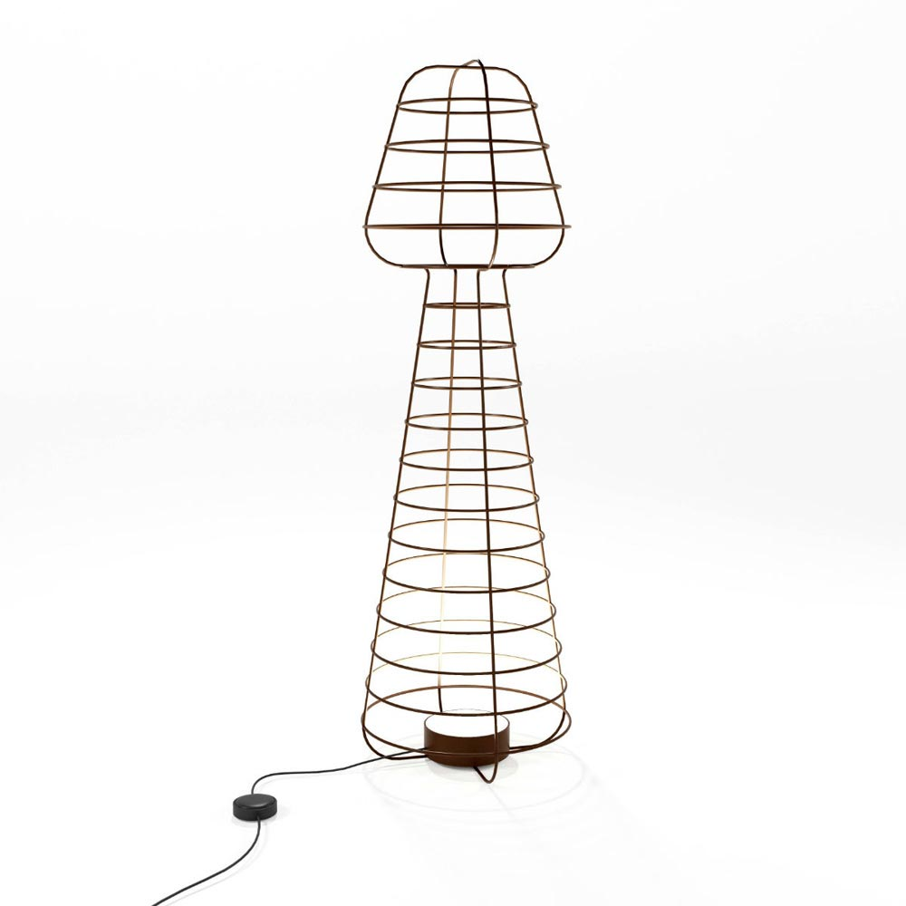 Colombina Floor Lamp by Barel