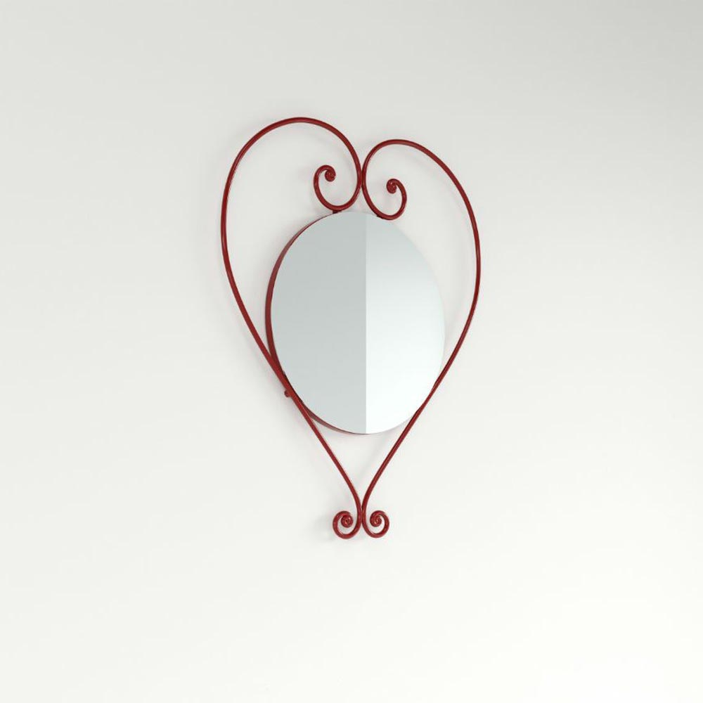 Cuore Mirror by Barel