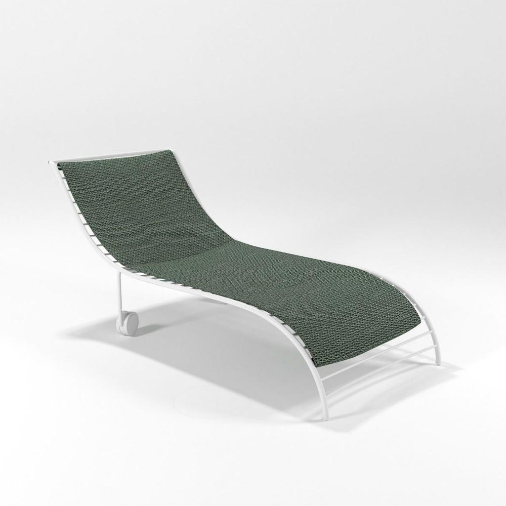 Duna Chaise Longue by Barel