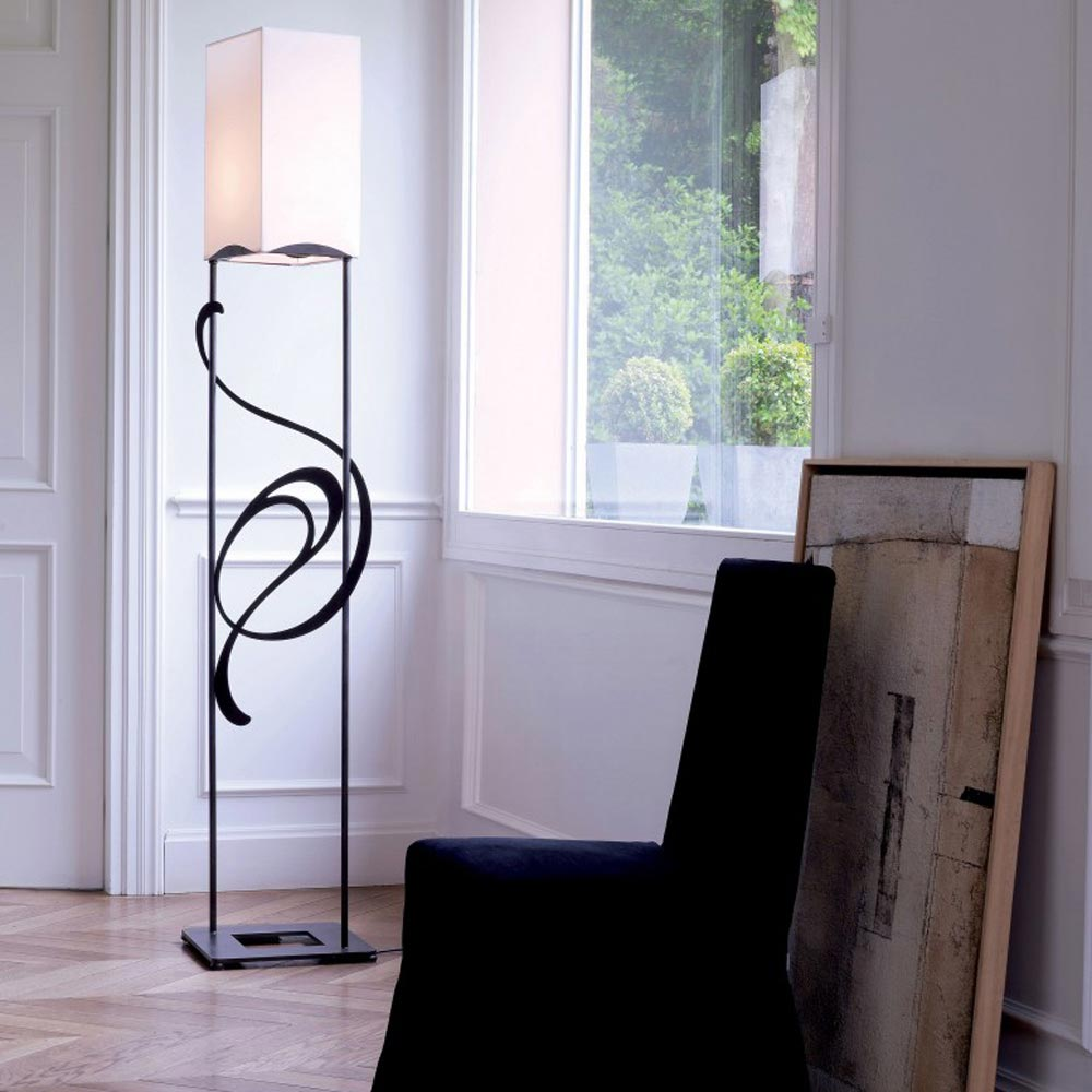 Genesis Floor Lamp by Barel
