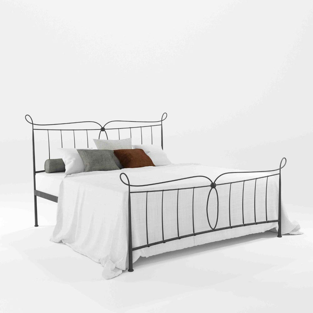 Goodman Double Bed by Barel