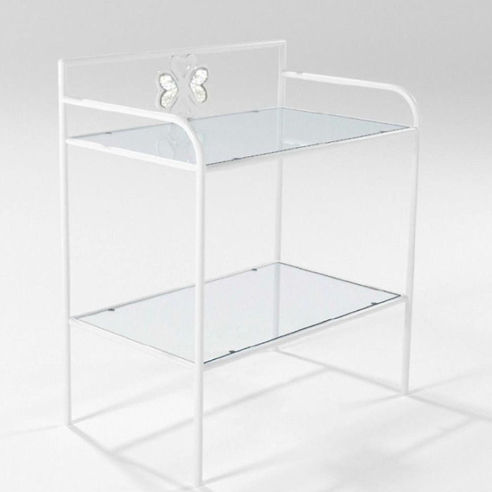 Iris Side Table by Barel