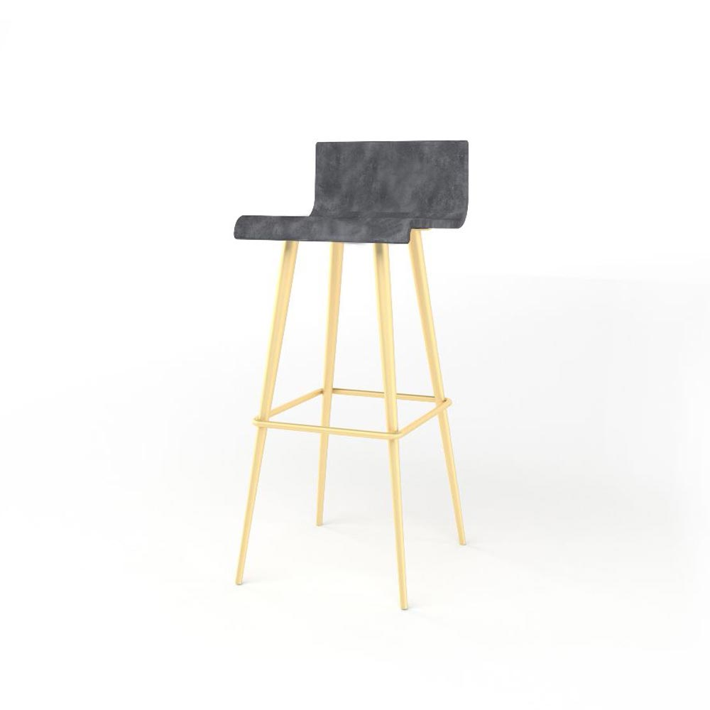 Mike Bar Stool by Barel
