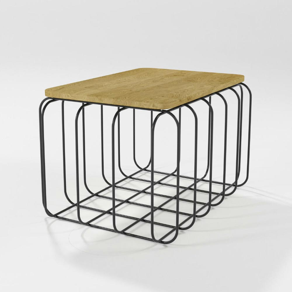 Prisma Coffee Table by Barel