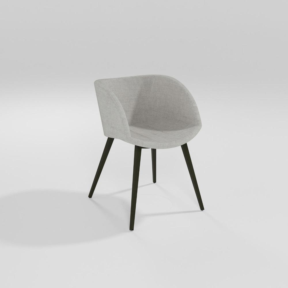 Sonny Small Armchair by Barel