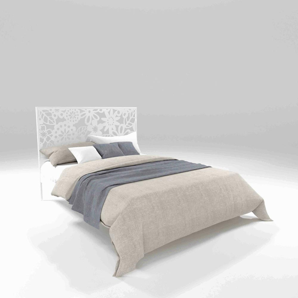 Spring Double Bed by Barel