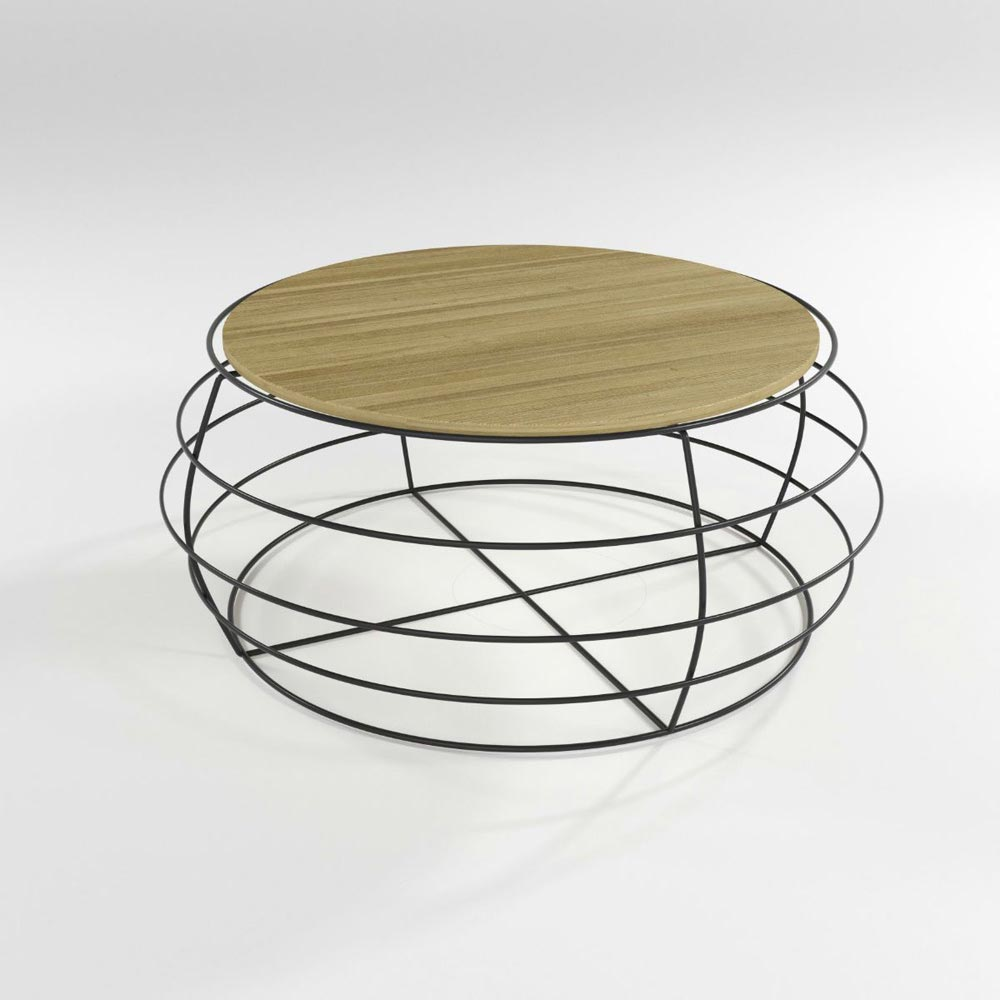Yo Yo Coffee Table by Barel