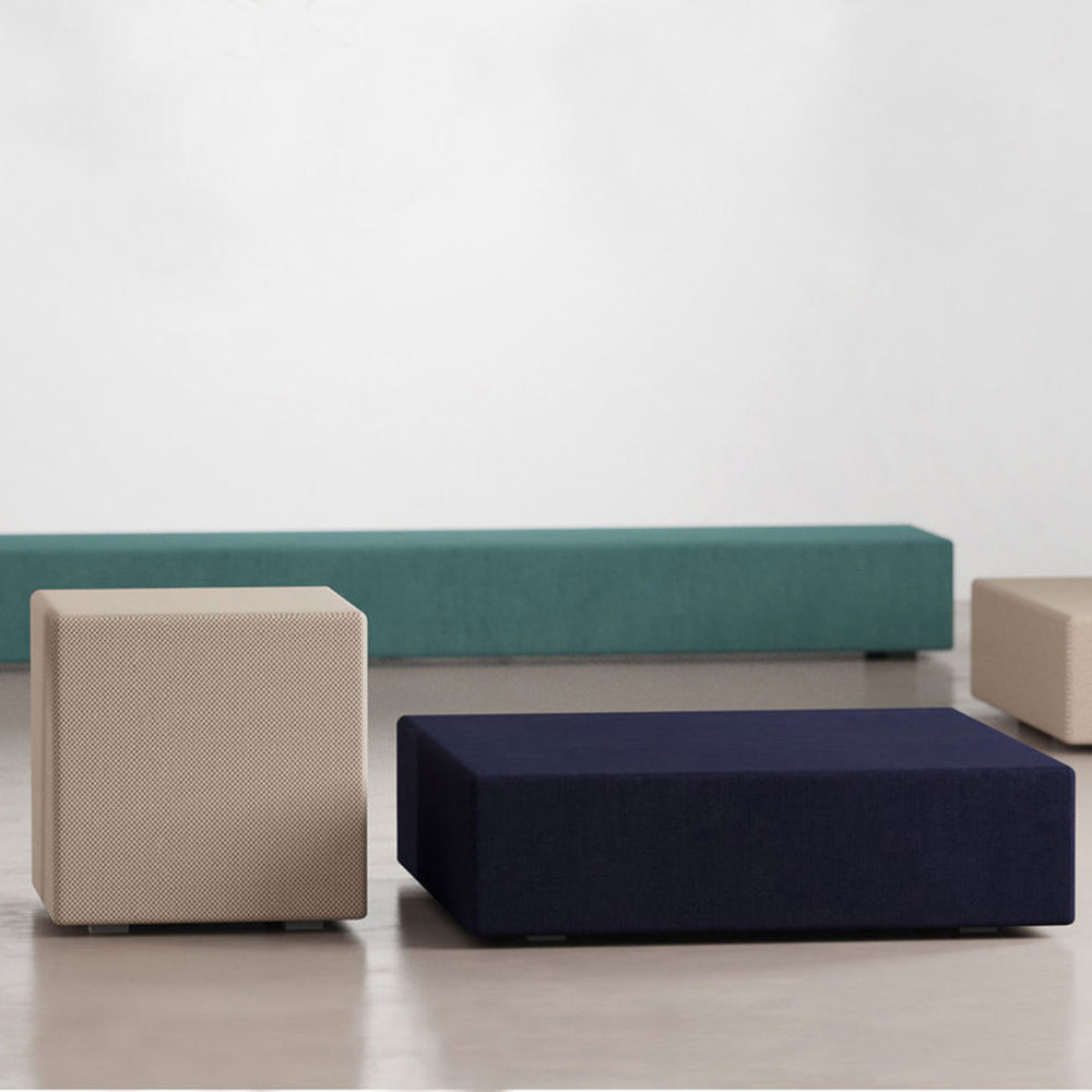 Arch Footstool by Bonaldo
