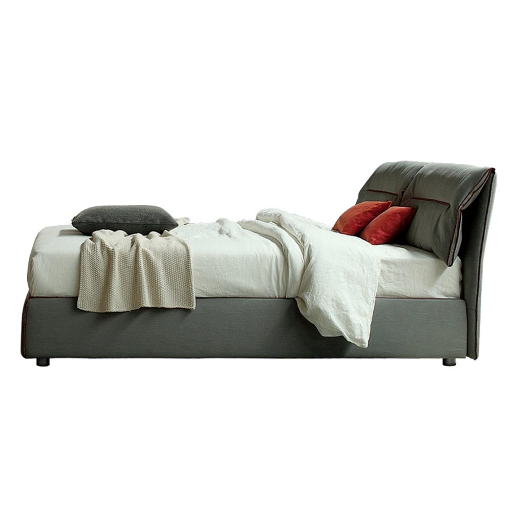 Campo Double Bed by Bonaldo