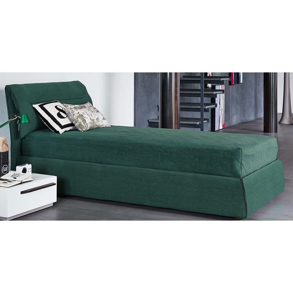 Campo Single Bed by Bonaldo