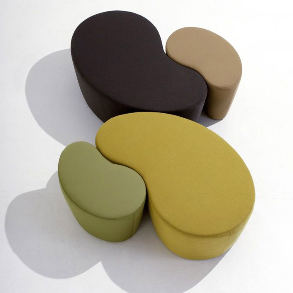 Cube Footstool by Bonaldo
